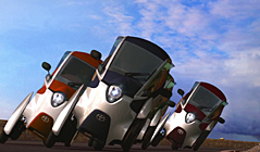 TOYOTA i-ROAD movie for 83rd Geneva International Motor Show