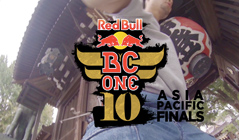 RedBull BC ONE 2013 Asian Pacific Finals